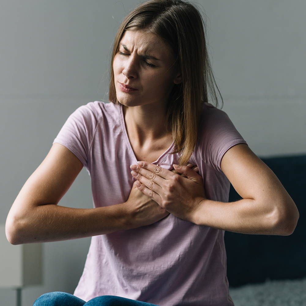soreness of the breasts is a common menopausal symptom