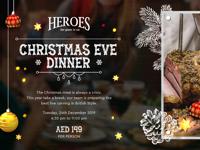 CHRISTMAS EVE DINNER image