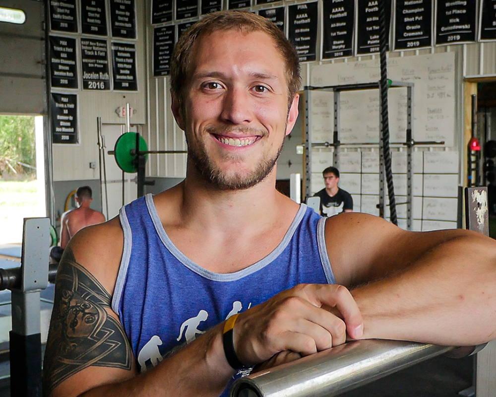 Coaches – Garage Strength Performance Training