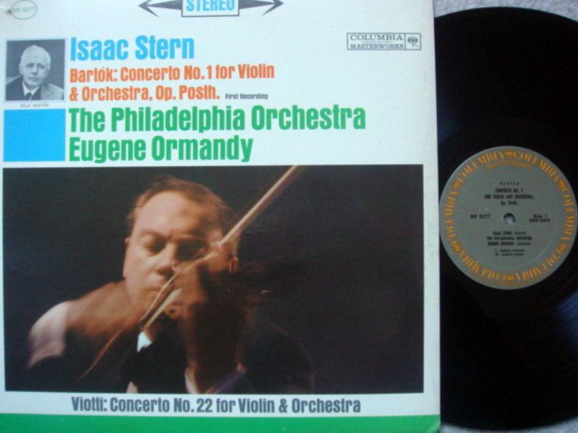 Columbia / STERN-ORMANDY, - Bartok Violin Sonata No.1, NM-!