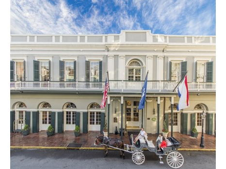 Bourbon Orleans Hotel Stay