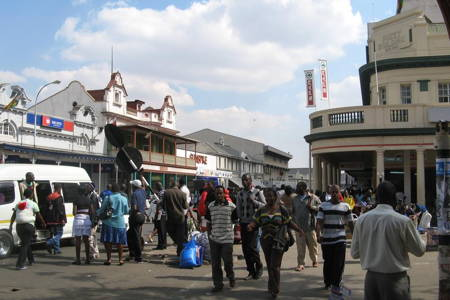 Harare City Walking Tour