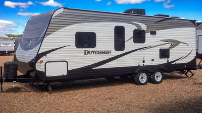 Dutchmen Travel Trailer Graphics
