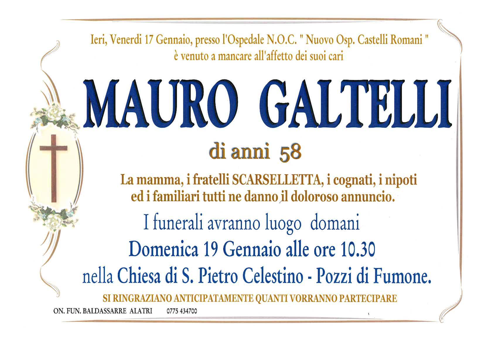 Mauro Galtelli