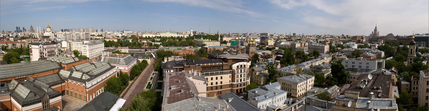 Moscow eyes Muscovites