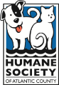 Humane Society of Atlantic County logo