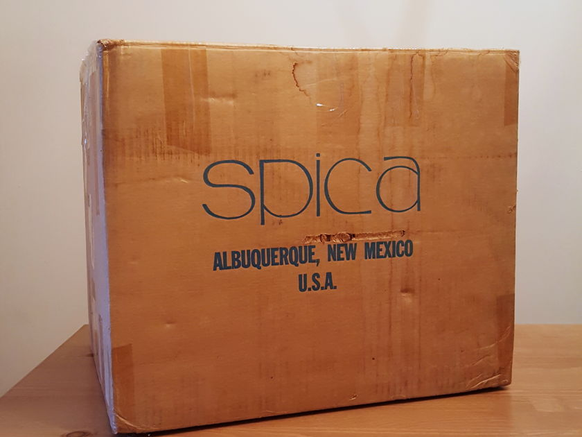 Spica TC-50 speakers
