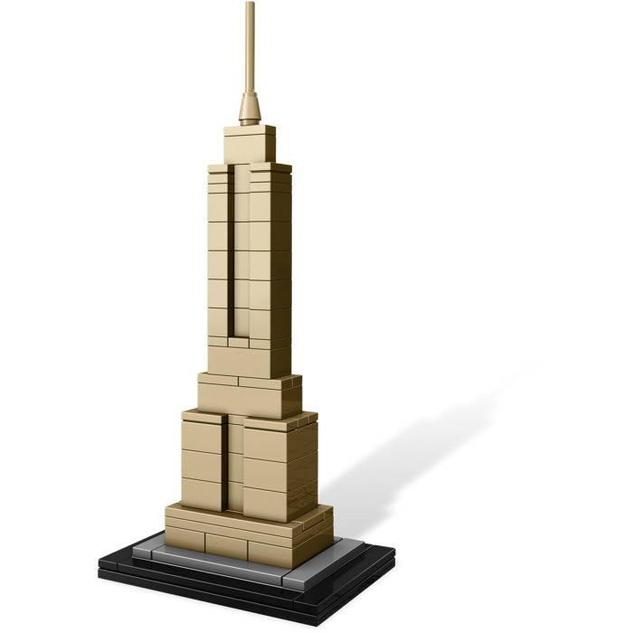 LEGO Empire State Building Set 21002