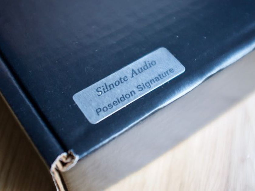 Silnote Audio  Poseidon Signature RCA 1m