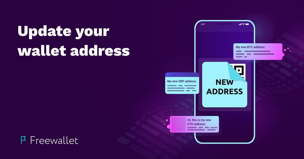 Update your wallet address.jpg