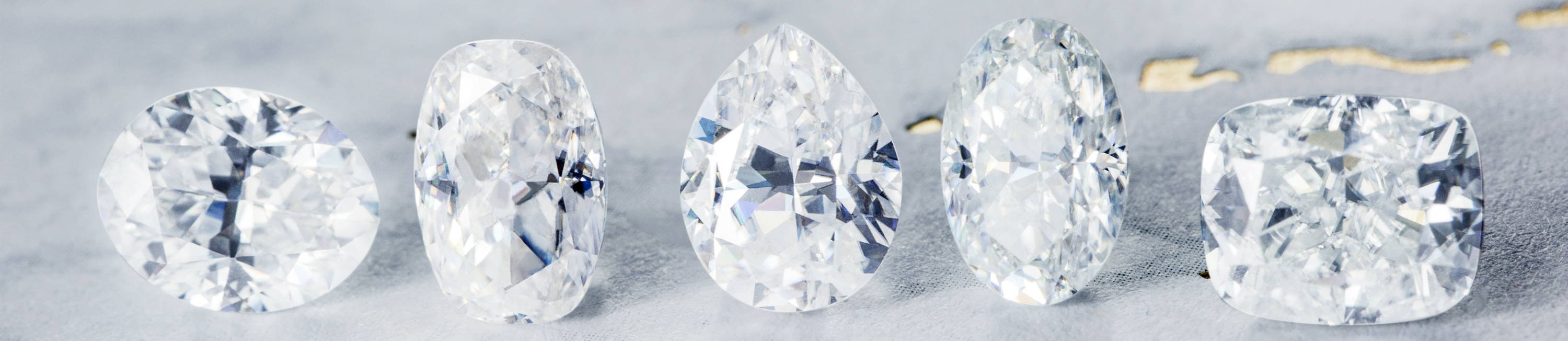 FAB Moissanite - An F&B Exclusive | FIRE & BRILLIANCE