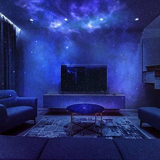 star projector night light, star shower laser light, star shower motion laser light