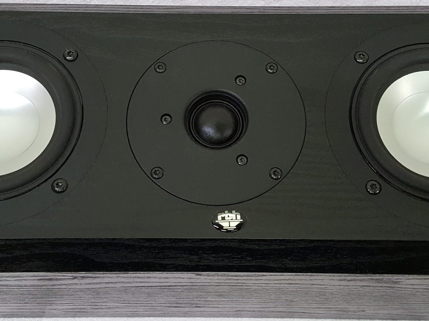 RBH Sound 441-SE Center in Black Oak & Laquer