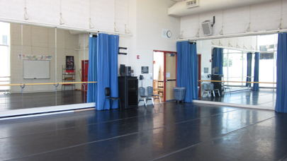 Rent Dance Studio 206