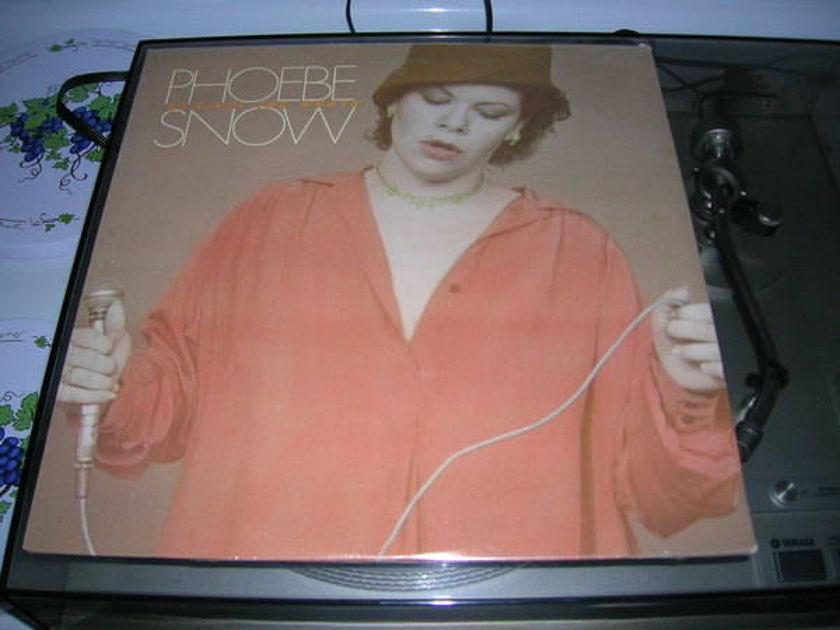 Phoebe Snow-It - Looks Like Snow- sealed- original 1978 pressing