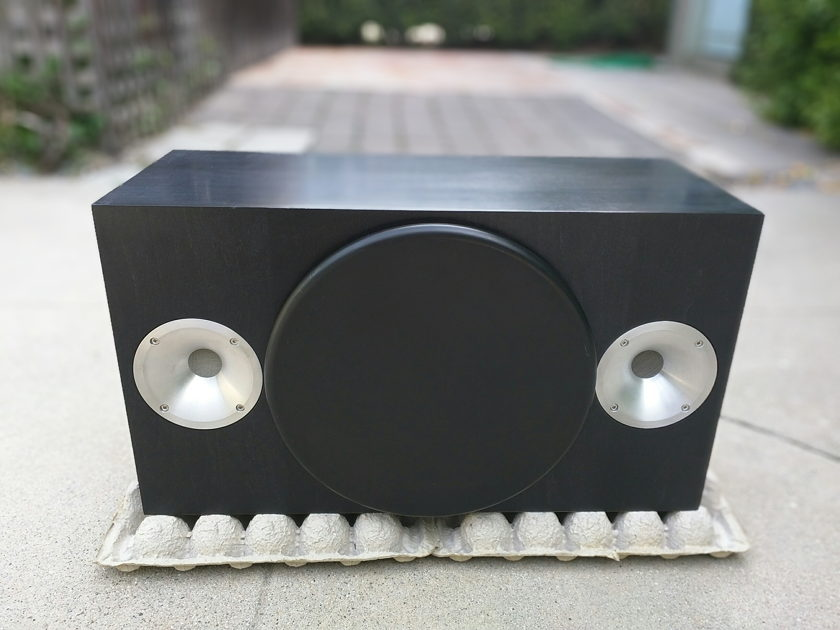 Zu Audio Omen Center , Ghost Black Maple finish