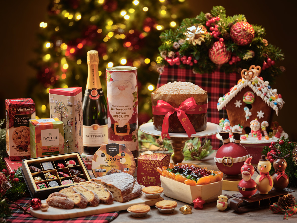 Holiday Feasts and Treats from Pacific Marketplace