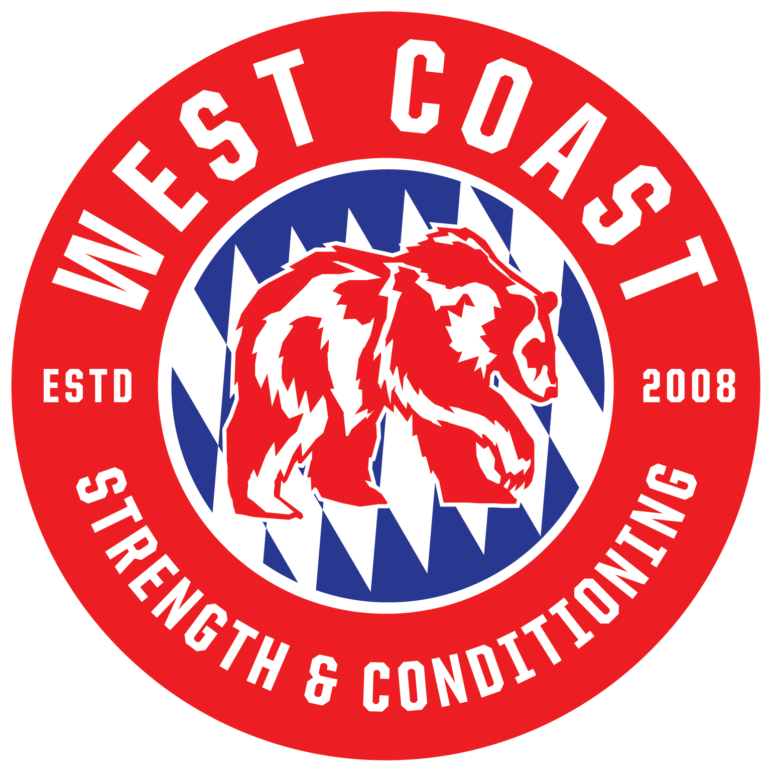 West Coast Strength and Conditioning logo