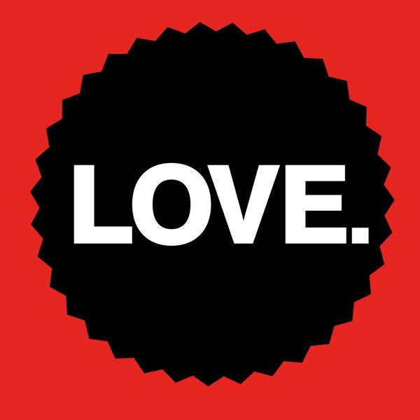 LOVE. logo