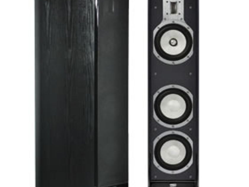 "SINCLAIR AUDIO  460T 3-Way Quad 6.5"" Tower Loudspeaker"