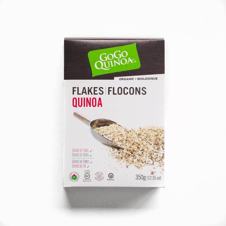 flocon de quinoa gogo quinoa