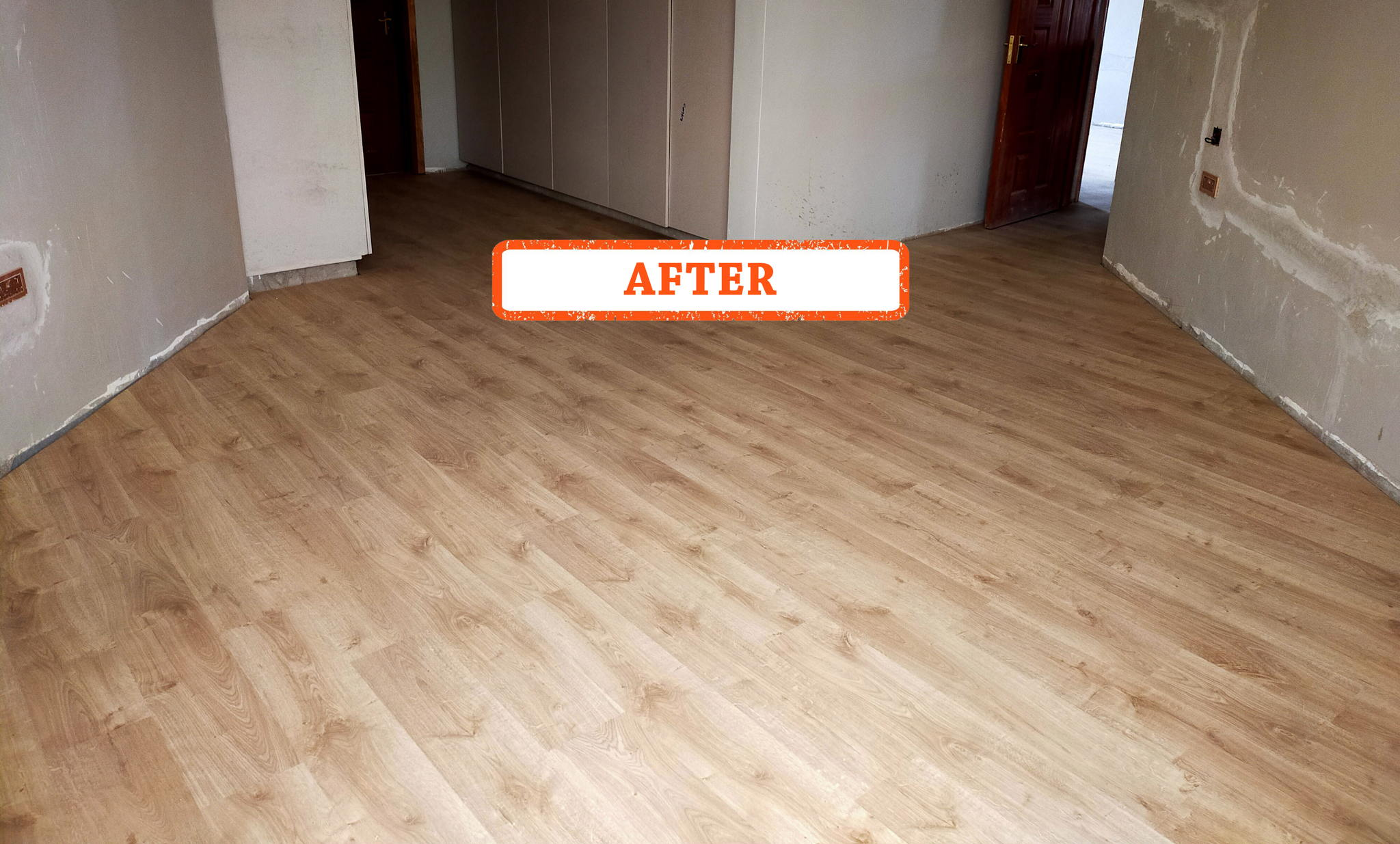 Home transformation ideas, how the right floor can change a house into a home.