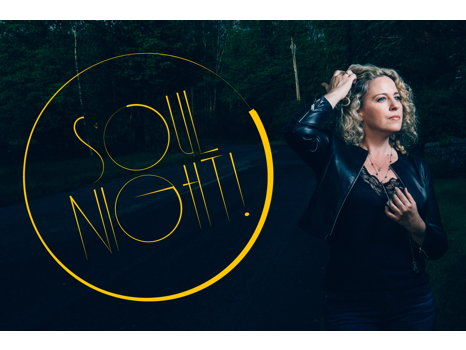 2 tickets to Amy Helm Presents Soul Night 11/23/2018