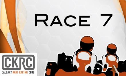 Club Race Round #7
