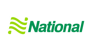 Logo for National Car