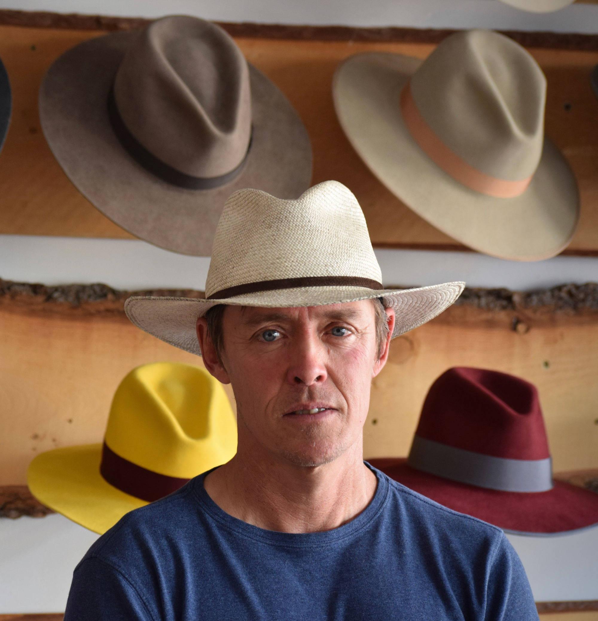 hat maker artist