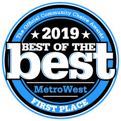 Best of MetroWest Button