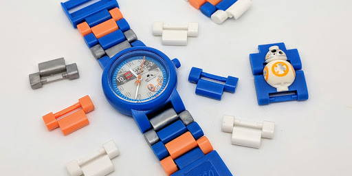 LEGO Star Wars BB-8 Buildable Watch
