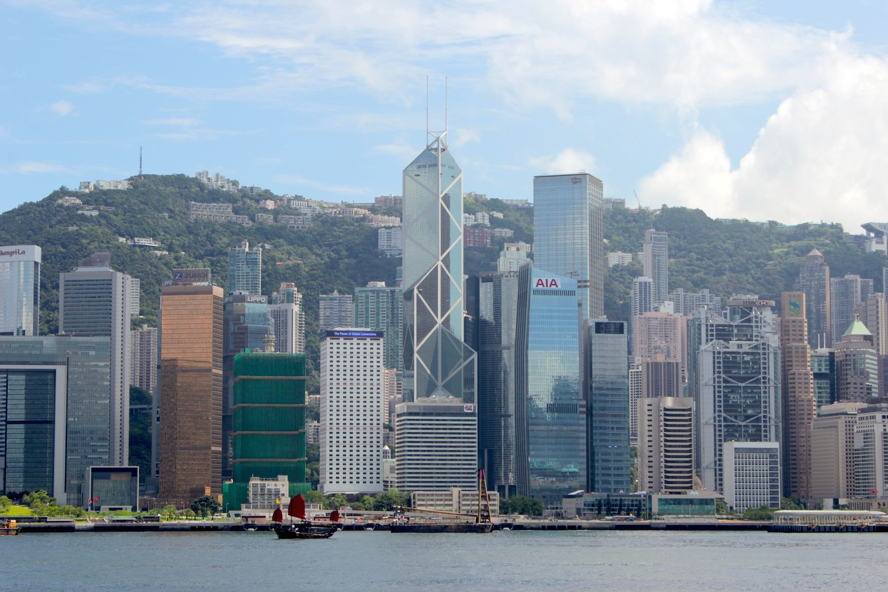 Hong Kong - buy admiralty luxury apartments