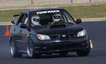 2018 Atlanta Region SCCA Autocross Points 8