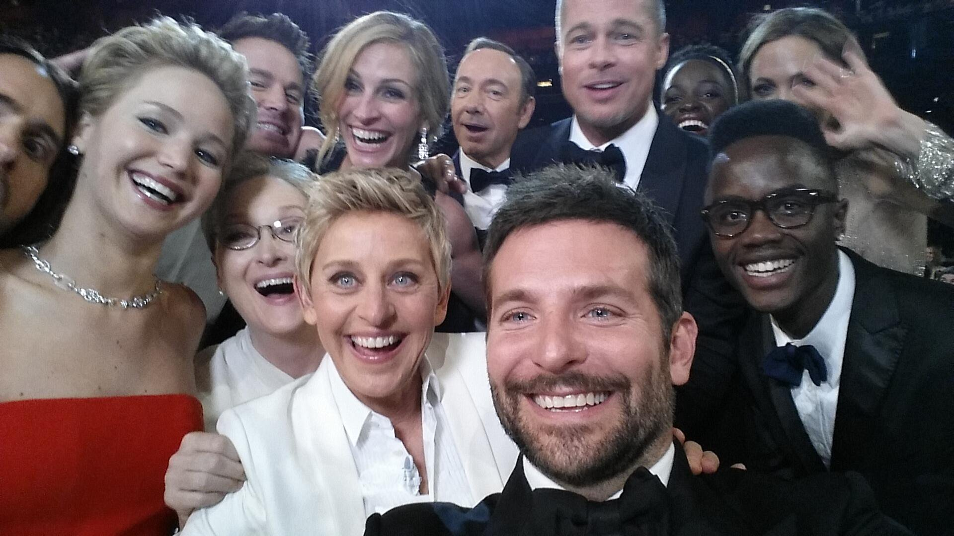 A famous group photo