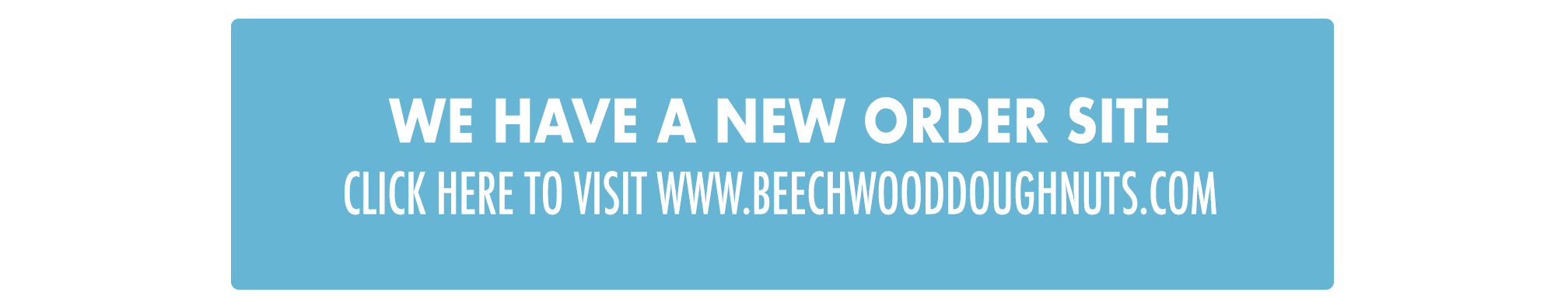 Logo - Beechwood Doughnuts