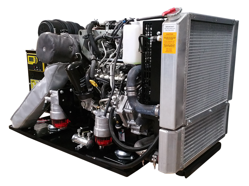 Open Reliable Diesel Generator