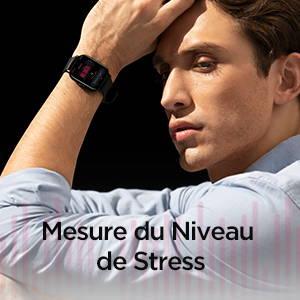 Amazfit GTS 2e - Mesure du Niveau de Stress