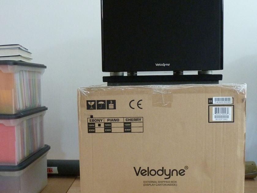 Velodyne DD-15+ Black  [1 Available - 1 Sold]