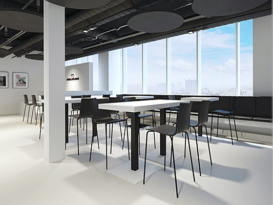 Vilamoura / Algarve - Engel & Völkers opens its 16th Market Center in Athens, Greece. The 700 square metre MC offers space for 150 real estate agents.