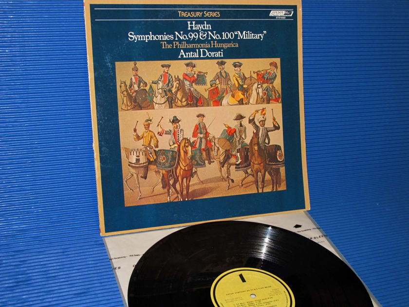 "HAYDN/Dorati -  - ""Symphonies 99 & 100"" -  London 1977"
