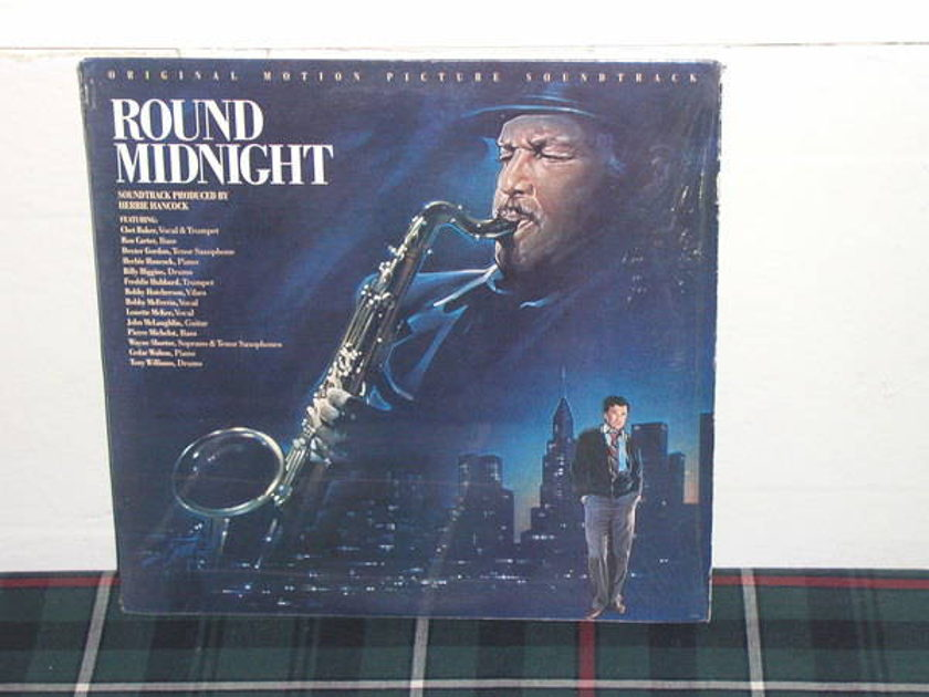 Herbie Hancock/Chet Baker - Round Midnight (Pics) Motion picture soundtrack