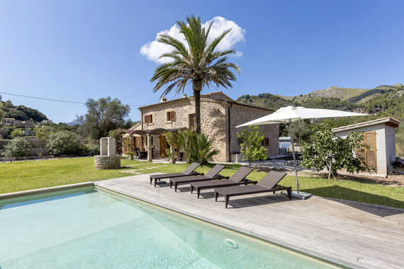 Pollensa - Beautiful country house in Pollensa