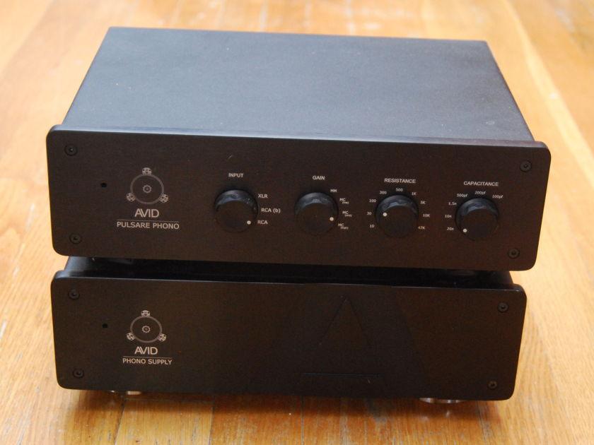 Avid Audio Pulsare  Phonostage