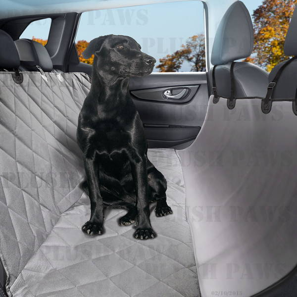 Plush Paws Ultra Luxury Pet Seat Cover