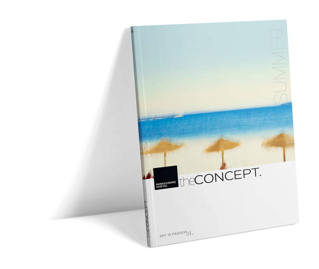 theConcept Art Magazine by Monochrome Hub Gallery