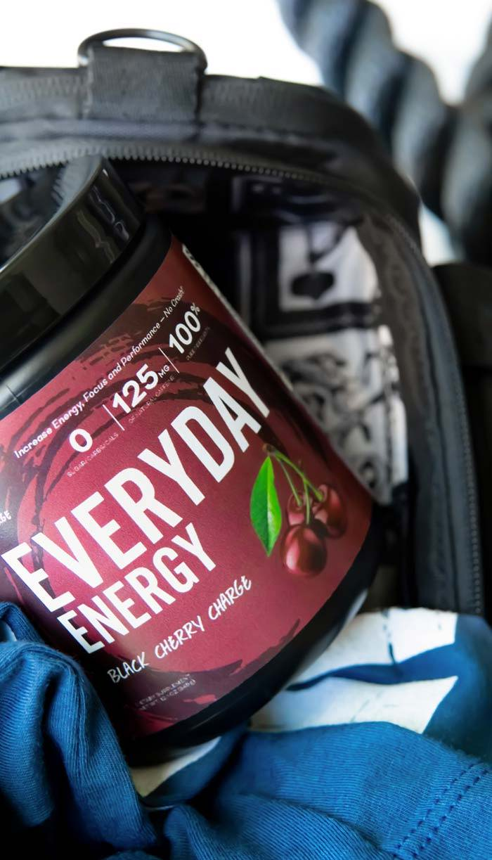Use Everyday Energy™ before your workout for an added boost of motivation, energy and focus. Or replace the afternoon energy drink or cup of coffee with one single vitamin packed scooped of Everyday Energy™ and increase your energy and focus while fueling your body with healthy vitamins and minerals.