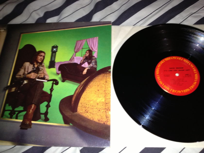 Dave Mason - It's Like You Never Left LP NM