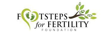 Footsteps for Fertility Logo