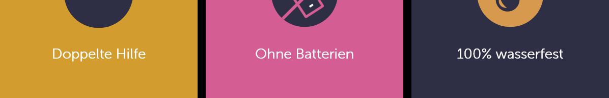 Doppelte Hilfe - Ohne Batterien - 100% wasserfest | | helpPEN help-PEN petPEN pet-PEN
